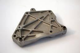 Automotive Bracket Cast Aluminum Milling Assembly