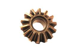 Automotive-Pinion-Gear-Forged-Steel-Turning-Broached
