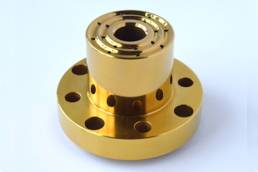 Canning Domer Die A-2 Steel Carbide Bronze Turning Milling Heat Treat Hard Turning Assembly Grinding Polish