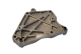 Automotive-Bracket-Cast-Aluminum-Milling-Assembly