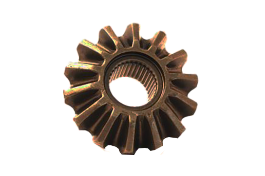 Automotive-Pinion-Gear-Forged-Steel-Turning-Broaching-1